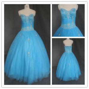 Ball Gown Evening Dress (AS055)