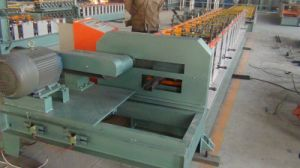 Dixin Fly Saw Cut C Purlin Roll Forming Machine pictures & photos