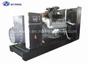 Doosan Engine 240V Most Fuel Efficient Diesel Generator Stamford Alternater pictures & photos