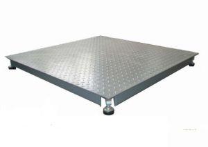 1Ton 1mx1m Floor/Platform Scale pictures & photos