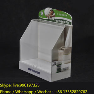 Handmade Plexiglass Comestics Display Stand pictures & photos