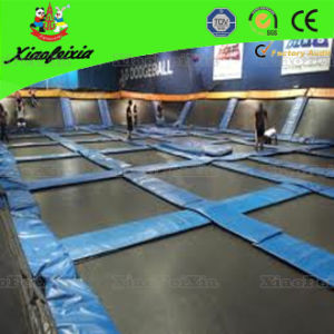 Big Ground Trampoline Park on Sale (1452W) pictures & photos