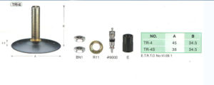Motorcycle Tire Valve Tr4c pictures & photos