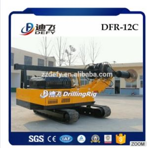 20m China Hydraulic Bore Pile Drilling Rig, Dfr-12c Pile Driver for Foundation Hole pictures & photos