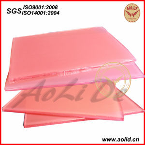 6.35mm Hot Sale Photopolymer Flexible Printing Plate pictures & photos