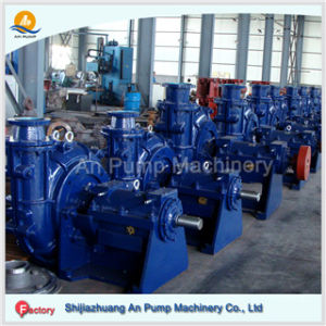 an Pump Machinery High Pressure Bareshaft Slurry Pump pictures & photos