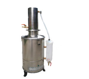 Lad Distiller, Auto Control Stainless Steel Water Still pictures & photos