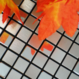 Mosaic Tile Stainless Steel Metal Mosaic pictures & photos