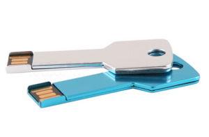 Free Laser Logo USB Flash Drive Metal USB Key pictures & photos