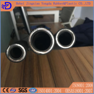 Flexible NBR Material Rubber Hose pictures & photos