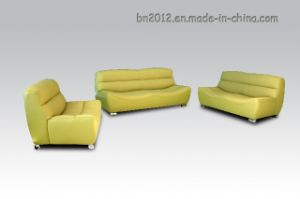 Living Room Genuine Leather Sofa (SBL-628) pictures & photos