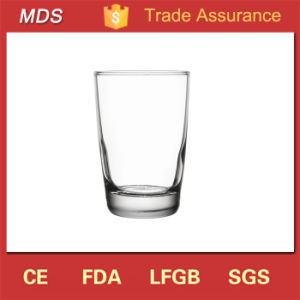 Eco-Friendly Wholesale 6 Oz Beverage Juice Glass Decoration pictures & photos
