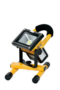 LED Flood Light LED 10W Rechargeable LED Floodlight pictures & photos
