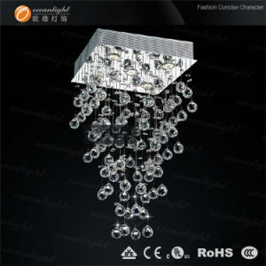 Modern Lighting Factory China, Delightful Modern Crystal Lamp (OM9189) pictures & photos