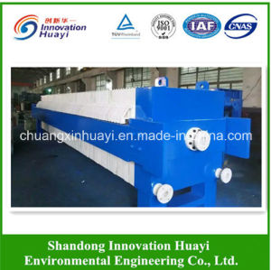 Plate and Frame Filter Press Machine for Sludge Dewatering pictures & photos