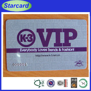 ID Card with Embossed Personal Info pictures & photos