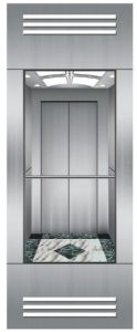 Machineroomless Glass Sightseeing Elevator/Lift (G04) pictures & photos