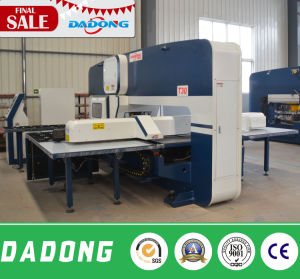 T30 Manufacturing CNC Punching Machine Hydraulic Punch Press with Amada Tools pictures & photos