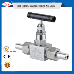 Female NPT Needle Valve (J21) Good Quality