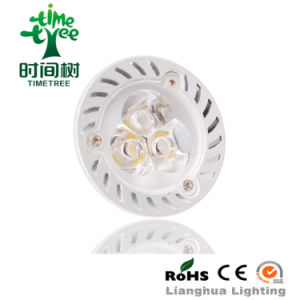 GU10 4whousehold with CE/RoHS Approved LED Bulb (LED-G-4W) pictures & photos