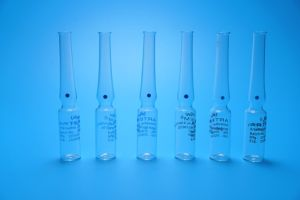 1ml Transparent Ampoule Made of Low Borosilicate Glass Printing Customized pictures & photos