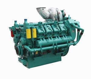 Googol 797kw-1083kw 8V Diesel Engine 50Hz for Generator pictures & photos