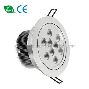 LED Ceiling Light CE RoHS Approval (9x3w CREE LED) pictures & photos