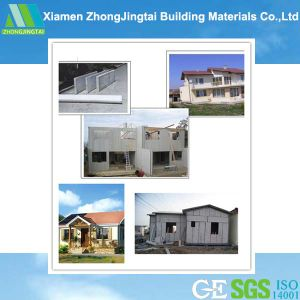 Prefabricated Building Materials EPS Cement Sandwich Board pictures & photos