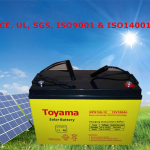 New Energy Battery Gel Cell Solar Battery 12V 80ah pictures & photos