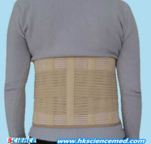 Elastic Back Support Orthopedic Support (SC-BK-019) pictures & photos