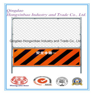 Safety Powdering Chain Link Mesh Fence pictures & photos