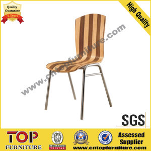 Fast-Food Steel Restaurant Chairs Cy-1202 pictures & photos