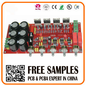 Low Price Amplier PCB Board for Power Supply