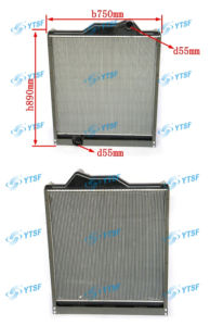 High Quality Sinotuck Auto Parts Radiator pictures & photos