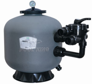 Plastic Side Mount Clamp Lock Sand Filter for Swimming Pool pictures & photos