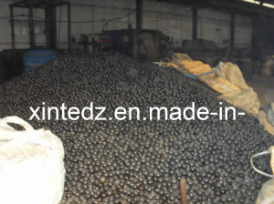 High Hardness, No Breakage Casting Grinding Ball (dia80mm) pictures & photos