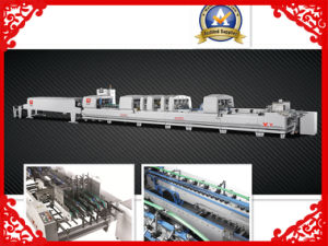 Xcs-1100c4c6 High-Speed Our/Six -Corner Box Folder Gluer pictures & photos