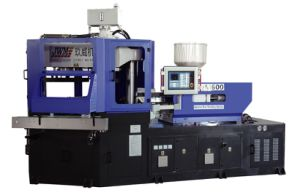 Jwm600 Injection Blow Molding Machine pictures & photos