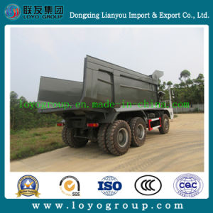 Sinotruk HOWO 6X4 Mining Tipper Dump Truck for Mining Transportion pictures & photos