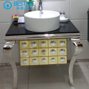 Wholesale Stainless Steel Bathroom Cabinet (BY-B6033) pictures & photos
