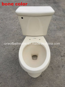 Bathroom Toilet Sanitary Ware Two Piece Toilet Ceramic Wc (CL-016) pictures & photos