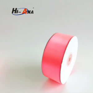 One Stop Solution for Various Colors 100 Satin Ribbon pictures & photos