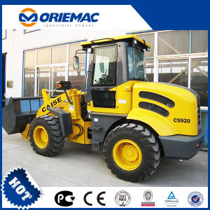 Hot 2 Ton Caise Mini Wheel Loader Price CS920 pictures & photos