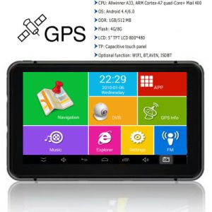 2017 Cheap Android Bluetooth External 3G Tablet PC with GPS Navgation, 2.0mega Car Full HD1080p DVR,Dual Car Camera;Bluetooth 4.0;FM Transmitter for Car Audio; pictures & photos