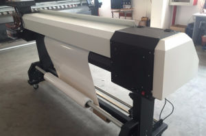 china high quality 6 color eco solvent printer with dx8 head