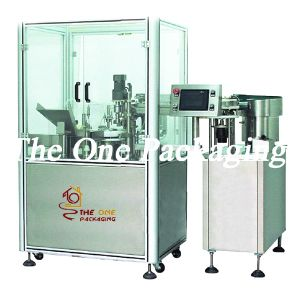Perfume Filling Capping Machine/Lotion Filling Machine Tofc-2-1-1 pictures & photos