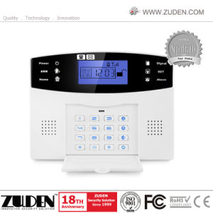 Intelligent Home Security Wireless GSM Burglar Alarm System pictures & photos