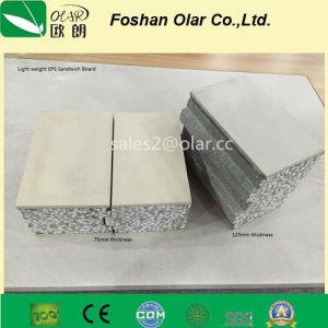 Cement+ EPS Sandwich Compositive Panel for Partition/ External Wall pictures & photos