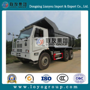 HOWO 70 Tons 420HP Mining Dump Truck for Sale pictures & photos