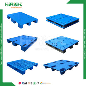 1200X1100X150mm Good Quality Double Face Blow Molding Plastic Pallet pictures & photos